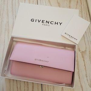 Givenchy Pandora Long Flap Wallet